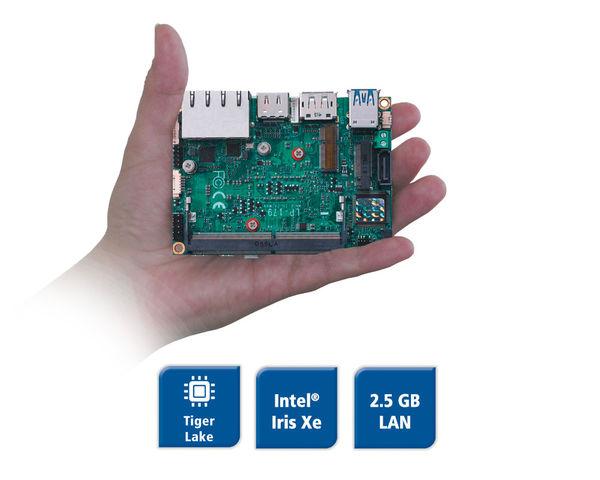 Lp-1797 - Tiger Lake PICO-ITX Board