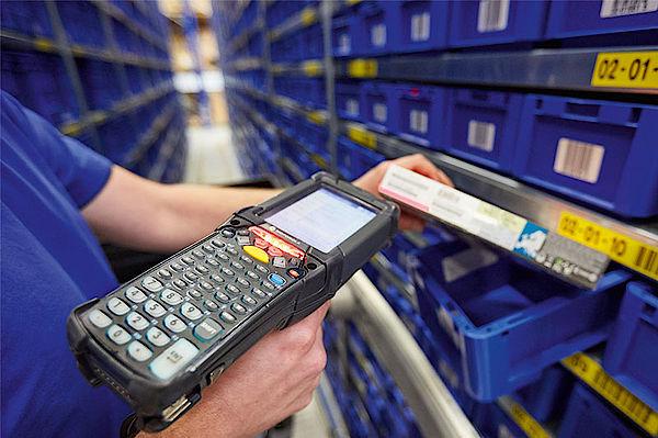 Spectra Logistikzentrum - Nachvollziehbarkeit und prompte Klärung