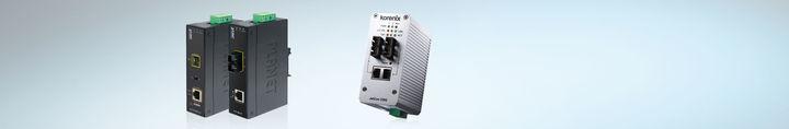 Kommunikationstechnik Media Konverter Ethernet