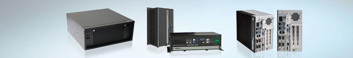 IPC-Systeme 2 Slots Kompakt-PC