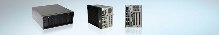 IPC-Systeme 3 Slots Kompakt-PC