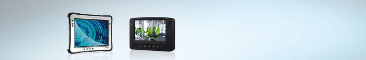 Industrial Tablet PCs