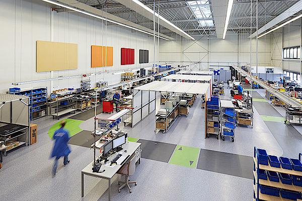 Spectra Produktion - Halle