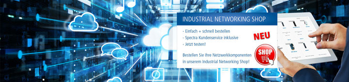 Industrial Networking Shop