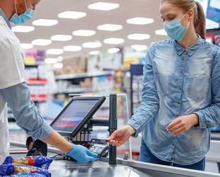 COVID-Panel Anwendungsgebiet - Einzelhandel