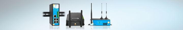 Kommunikation Router