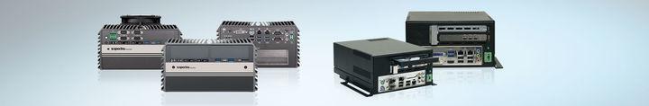IPC-Systeme Mini-PC 2 Slots