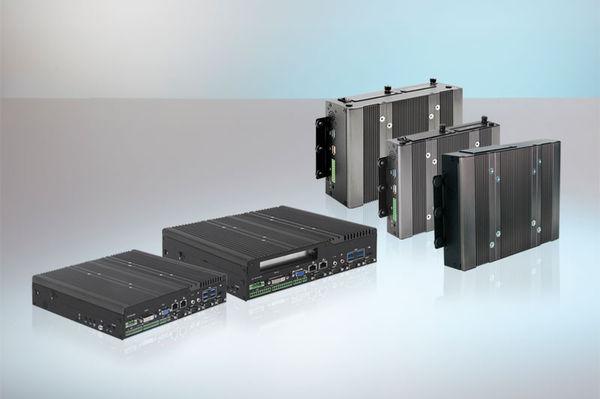 Panel-PC oder Monitor Modul auswählen