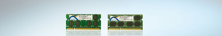 IPC Components Memory modules DDR2 SO-DIMM