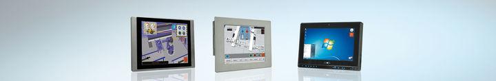 "IPC-Systeme Panel-PC 10"""