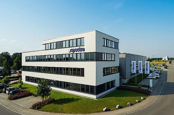 Spectra Hauptsitz in Reutlingen