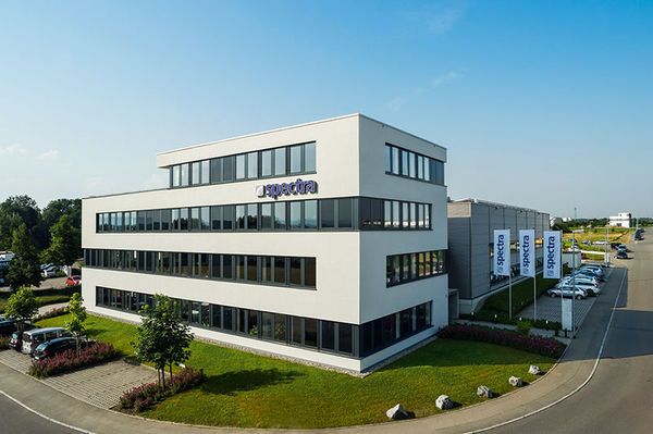 Spectra GmbH & Co. KG in Reutlingen