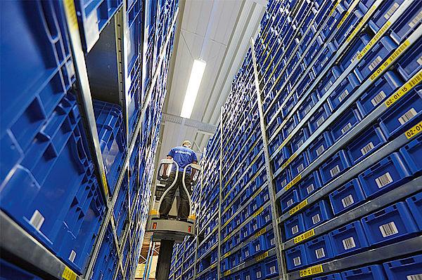 Spectra Logistikzentrum - Ein modernes und großes Lager
