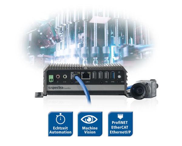 Smart Kamera System für Echtzeit Automation