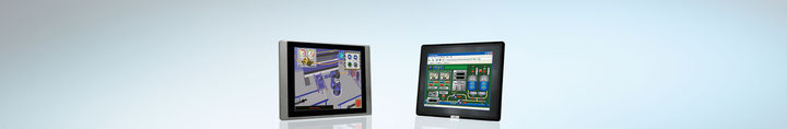 IPC-Komponenten Displays bis 8""