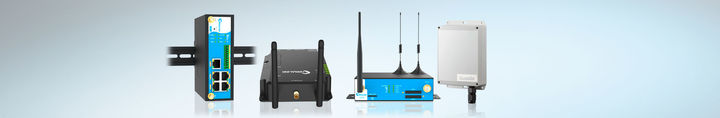 Kommunikation Access-Point, Router