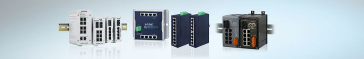 Kommunikationstechnik Ethernet Switches Nicht administrierbar