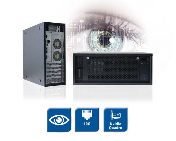 Kompakt-PC für die Bildverarbeitung