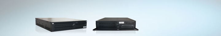 "IPC-Systeme 19"" Rack-PC 2 HE"