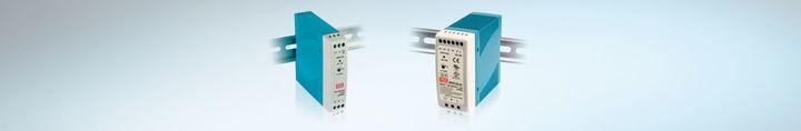 IPC-Komponenten Netzteile Hutschienen