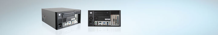 IPC-Systeme 1 Slot Kompakt-PC