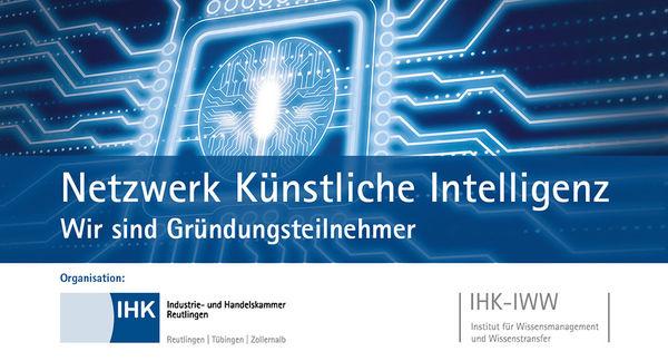 IHK KI Netzwerk - Spectra Gründungsteilnehmer