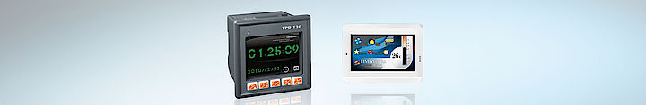 Automation PACs Controllers with HMI