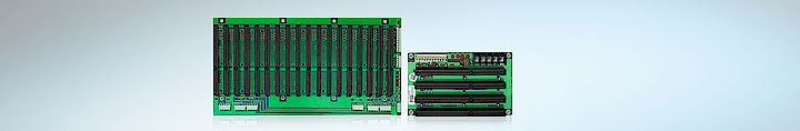 IPC-Komponenten Busplatinen ISA