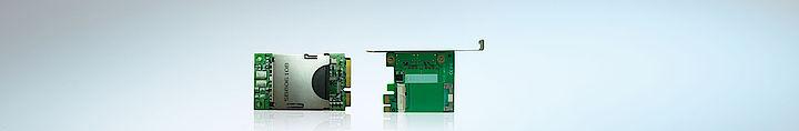 IPC-Komponenten Erweiterungskarten Adapter