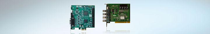 IPC-Komponenten Erweiterungskarten Capture