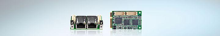 IPC-Komponenten Erweiterungskarten Ethernet