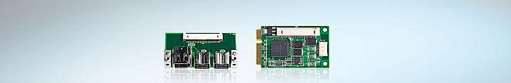 IPC-Komponenten Erweiterungskarten Firewire