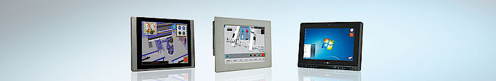 IPC systems - Panel PCs 10""