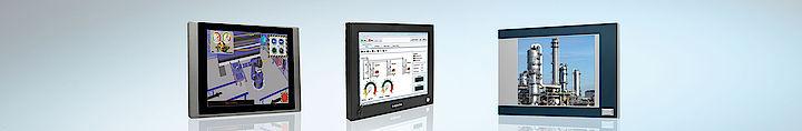 "IPC-Systeme Panel-PC 17"""