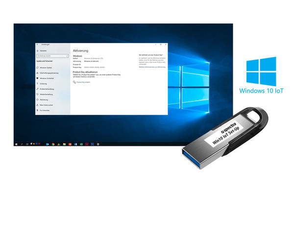 PKEA Windows 10 IoT 2019 LTSC