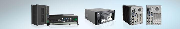 IPC-Systeme 4 Slots Kompakt-PC