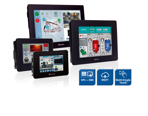 UniStream - All-in-One SPS+HMI