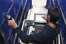AFL Panel-PC in Logistik