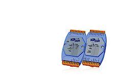 I-7024 / I-7067 - Feldbusmodul für die Datenerfassung in der Wasseraufbereitung