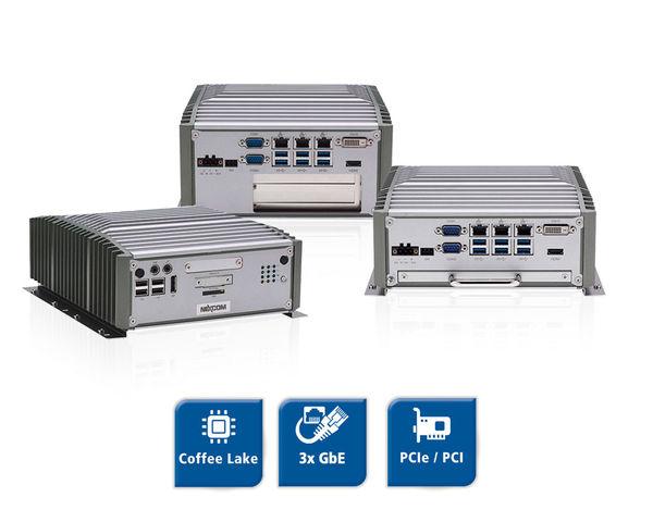 NISE 3900 - Mini-PCs für die Automation
