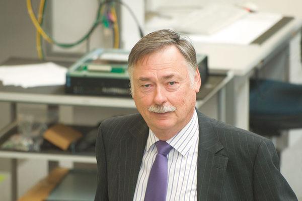 Spectra Firmengründer Harald Lang