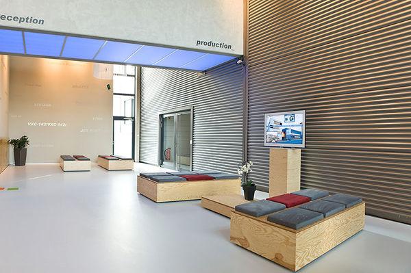 Spectra Reutlingen Foyer