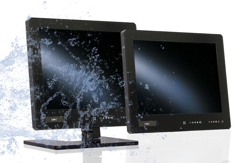 Rundum IP65 Panel-PC