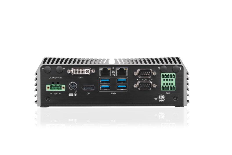 Spectra PowerBox 300 Rückseite