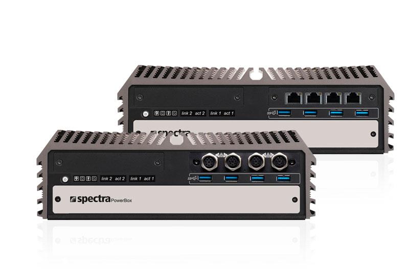 RJ45 & M12 Stecker für LAN oder PoE