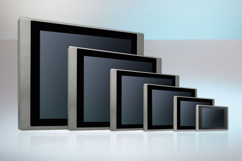 Select industrial display