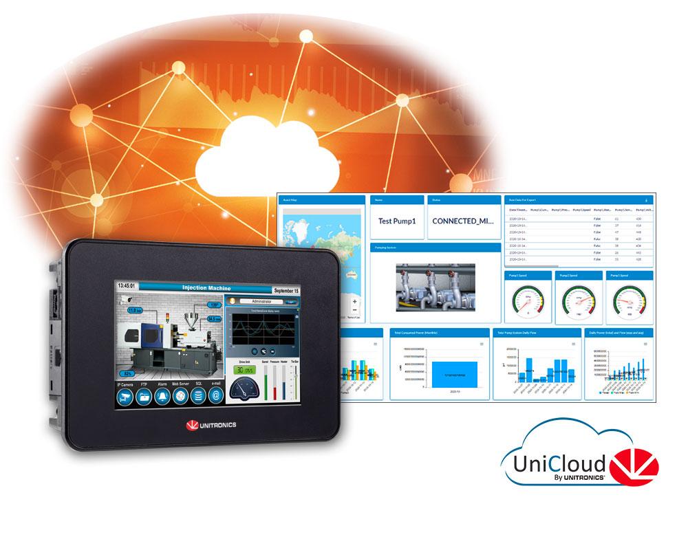 Unitronics UniCloud