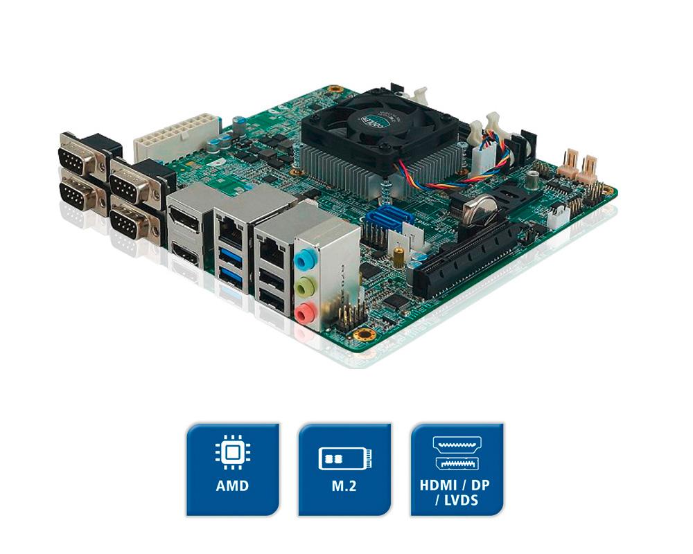MI979MF - Mini-ITX Board