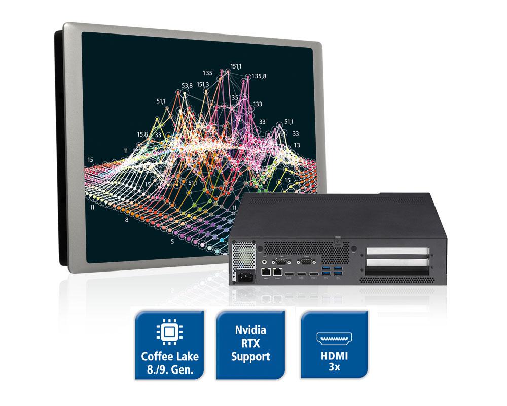 AI-Edge-X300 - Computing Mini-PC