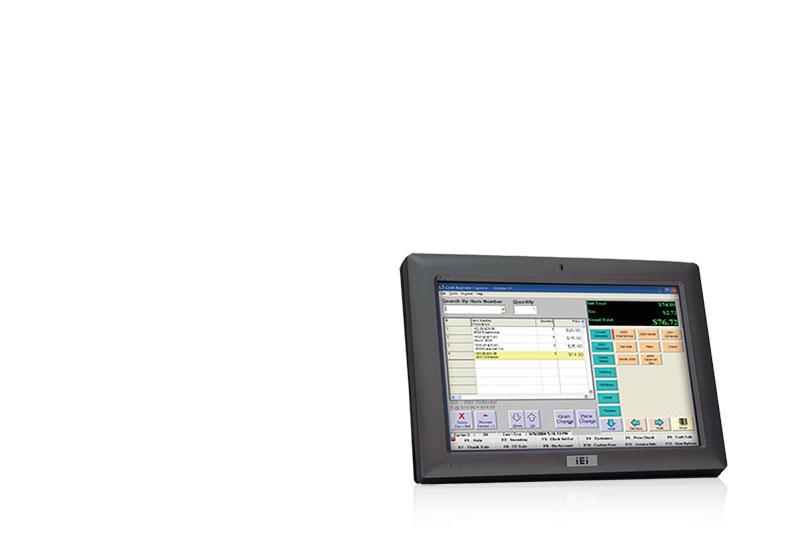 Spectra-Panel A - Panel-PC im Logistikzentrum